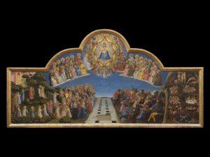 Presentazione restauro Giudizio Universale del Beato Angelico