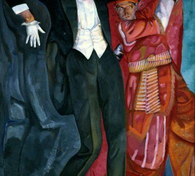 Revolutija Da Chagall A Malevich, Da Repin A Kandinsky
