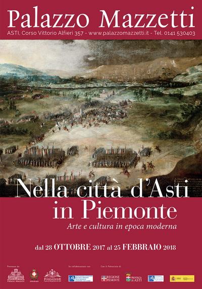 Nella Città D'Asti In Piemonte - Arte E Cultura In Epoca Moderna