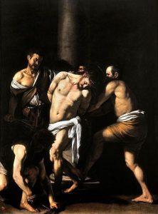 La Flagellazione di Cristo del Caravaggio alla Reggia di Monza