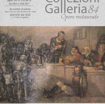Collezioni Galleria 84 - Opere Restaurate