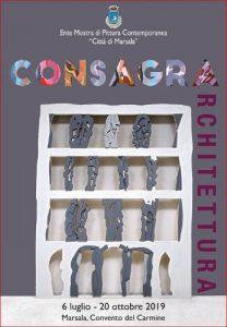 Consagra - Architettura
