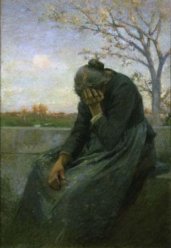 Giuseppe Mentessi (1857-1931) - Artista Di Sentimento