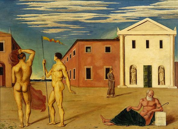 Giorgio De Chirico - Capolavori Dalla Collezione