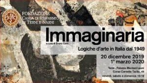 Immaginaria - Logiche d'arte in Italia dal 1949