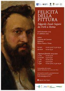 Felicità della Pittura. Edgardo Zauli Sajani da Forlì a Roma