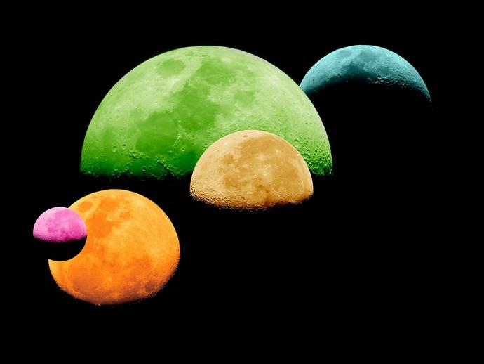 Luca Missoni - Moon Atlas