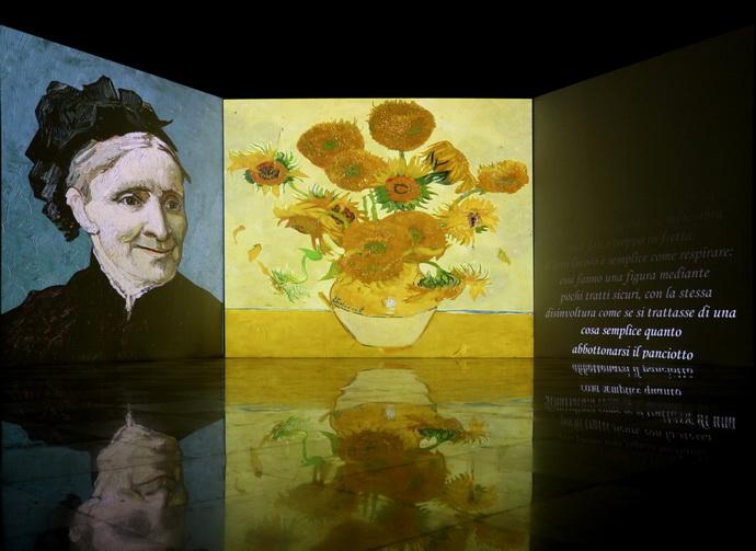 Van Gogh Multimedia & Friends
