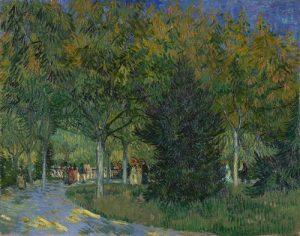 Van Gogh Tra il grano e il cielo