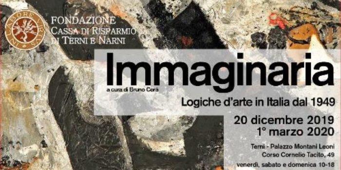 Immaginaria. Logiche D'arte In Italia Dal 1949