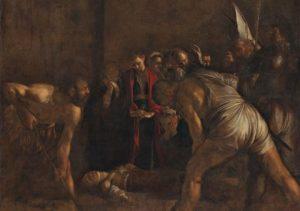 Caravaggio il contemporaneo