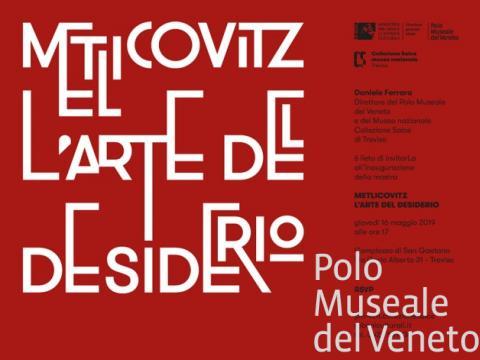 Metlicovitz: L'arte Del Desiderio