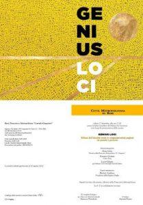 Genius loci - riflessi dell'identità pugliese in cinquanta artisti tra passato e presente