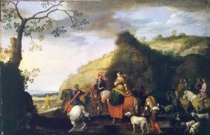 Sinibaldo Scorza Favole e natura all'alba del Barocco