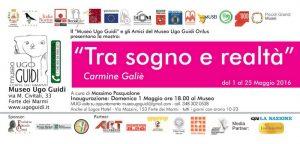 Carmine Galiè tra sogno e realtà