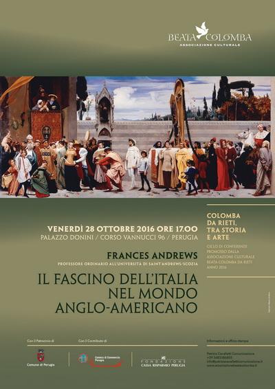 Il Fascino Dell'Italia Nel Mondo Anglo-Americano