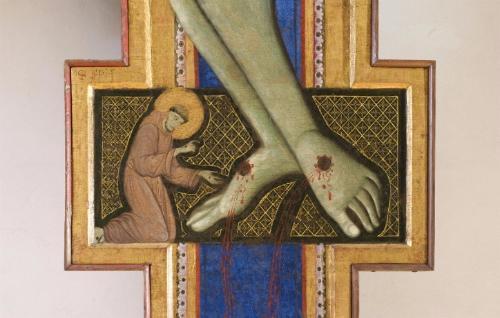 Francesco E La Croce Dipinta