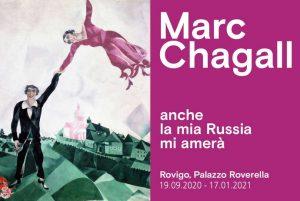 Marc Chagall - Anche la mia Russia ti amerà