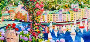 PalazzoStellaInBlu - il mare dentro rassegna d'arte contemporanea